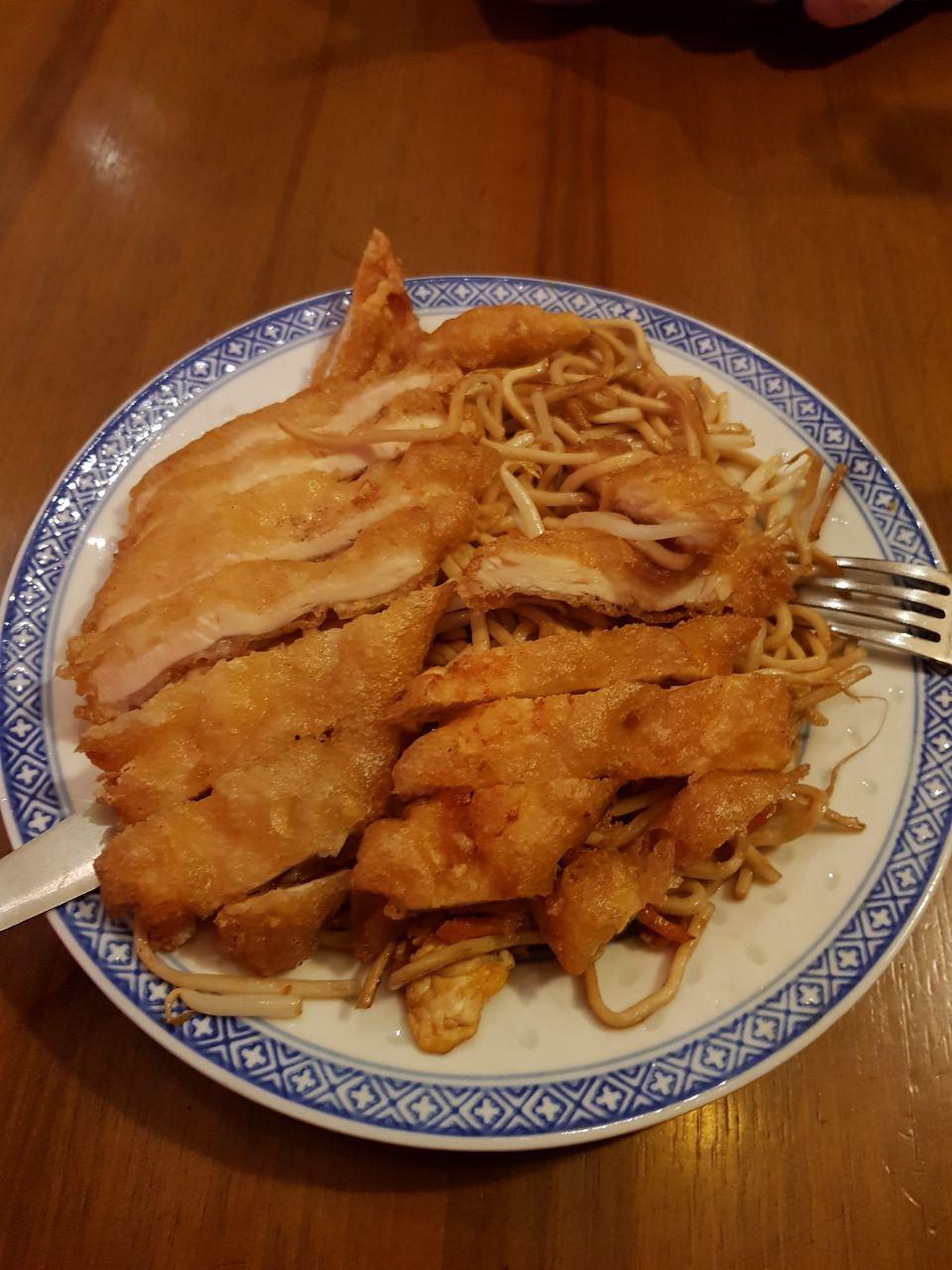 Sprachlos !!! Das Hong Kong Chinarestaurant in Hamm